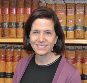 Leesburg Town Attorney Barbara Notar [Town of Leesburg photo]