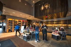 The new Cooper's Hawk restaurant at Belmont Chase in Ashburn .  (Photo by Douglas Graham/Loudoun Now)