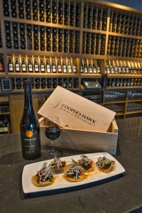 The new Cooper's Hawk restaurant at Belmont Chase in Ashburn   (Photo by Douglas Graham/Loudoun Now)