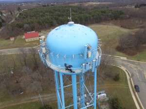 Lovettsville Water Tower