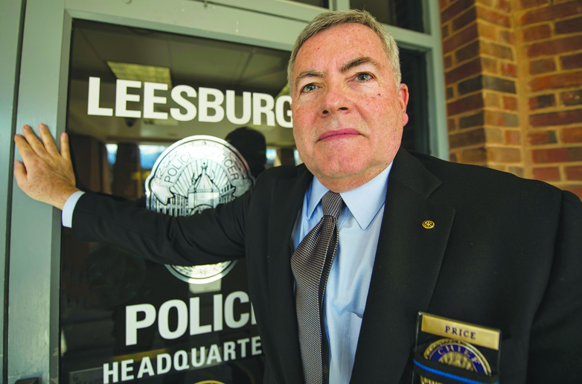 Chief of Police Joseph R. Price (Photo by Douglas Graham/Loudoun Now)