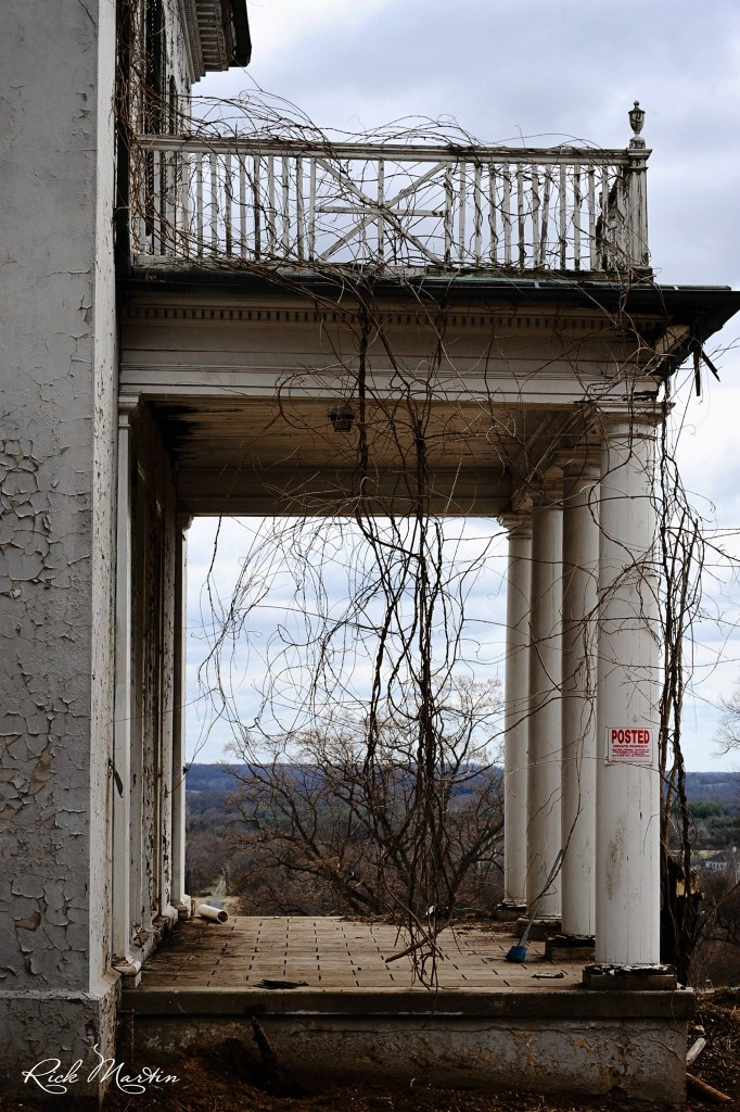 A recent photograph of Selma shows the ravages of neglect. (Rick Martin Photography)